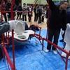 浦和駒場体育館で避難所運営訓練〜経験を重ねることが重要!