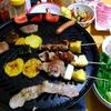 【今日の食卓】クリスマス・バーベキュー~南米アンデス発祥の幻の馬鈴薯「インカのめざめ」を焼いてみたら…+焼肉のタレ「宮殿」