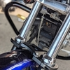パーツ:Original Garage Moto「OG Speed 39mm Fork Brace」