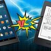 Amazon FireタブレットとKindleではどちらが人気なのか?