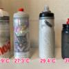 「どのメーカーの保冷ドリンクボトルが保冷効果高いの?」→実際に検証してみた