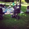 ハンブルク赤ちゃんカフェ♡ピクニックでのんびり