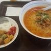 【神田】味坊「担々麺とミニ麻婆丼」