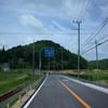 宝塚川下川ダムから三田市道場を通り、三木防災公園を目指す。