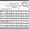 (編曲、出版)『コンチェルト・グロッソ』吹奏楽小編成版