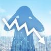 株価の調整と暴落の違いは?いつダブルインバースを買うか。空売りするか?