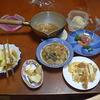 幸運な病のレシピ( 290 )夜:タラムニエル風、鳥カツ丼、汁