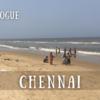 【インド旅行記#001】チェンナイ&マハーバリプラム|Day1 チェンナイ観光&サーフィン