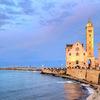 【イタリアの街】プーリア州:海に突き出したロマネスクの大聖堂