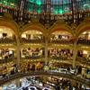 フランス旅行(6日目)②ギャラリー・ラファイエット・パリ・オスマン(Galeries Lafayette Paris Haussman)