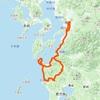 R熊本BRM 1010  400km北薩摩と長島