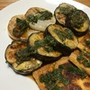 【レシピ】野菜のステーキ(大根、ナス、油揚げ)。