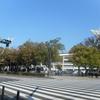 ベイスターズの本拠地横浜スタジアムが拡張工事してるので見に行った
