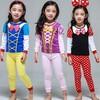 韓国のカラフルな「ババシャツ」