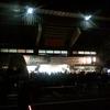 Kalafina 今日は「Kalafina 10th Anniversary LIVE 2018」日本武道館!・・ラストはやっぱり・・「アレルヤ」・・写真:武道館