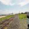 札沼線廃止予定区間を行く ― 於札内駅 ―