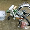 「ばあさんの自転車奮闘記」11月12日