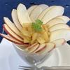 主夫のデザート 「りんごのヨーグルトパフェ」🍎