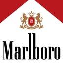 マルボロの喫煙所