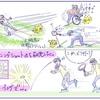 ■151222 ランニングショット:猛ダッシュで追いついた球をどう打つ…を考えた の巻