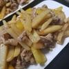 【手料理日記】 豚じゃがのオイスター炒め - 31日目 -