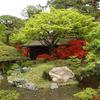 庭園7 京都御所「御池庭」「御内庭」「皇后宮常御殿前庭」 伝小堀遠州の皇室庭園