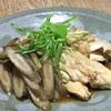 鯛のハラス煮