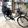 自転車レインカバーは安い物で十分!取り付けたのでレビューします!