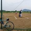2015/05/09 加古川河川敷でのソフトボール大会と付近ポタリング