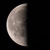 「月」の撮影 2021年8月1日(機材:ミニボーグ50FL、E-PL5、ポラリエ)
