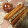 木村屋:グリッシーニ/しっとりマーブルパンチョコ/コーンパン/酒種 白桃
