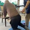 床(畳)から立ち上がる練習