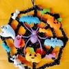 【100均】ダイソーのフェルトで作るハロウィンの飾り【オーナメント】