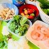 簡単ストレス解消法 海老のトマトスパゲッティを作る!