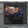 Blender 2.79aのインストール