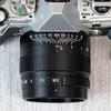 魅惑の超大口径レンズ 七工匠 (7artisans)35mm F0.95 レビュー【PR】