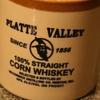『プラット・ヴァレー ストーンジャグ』陶器のボトルが目を引く、ストレート・コーンウイスキー。