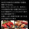 むにぐるめが紹介した980円肉寿司食べ放題の『京こまち』はクソ