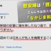 こんにちは長久手市議会議員なかじま和代さんです♡ 慰安婦は「朝日新聞の記事に端を発したねつ造」というびっくり市議が登場