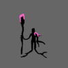 ピンク色の穴が空いている、本当はコワい入江の話。