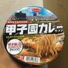 エースコック 阪神甲子園球場監修 甲子園カレーラーメン 食べてみました