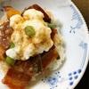 甘辛豚バラとろろ丼〜季節を超えて、手作りイチゴジャム