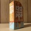 120mlデカい!オレンジ・クリーム・アイスキャンディー味。Mad Hatter『120 Cream Pop』