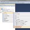 【SQLServer】CSVファイルをインポートし、テーブルを作成する