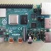 Raspberry Pi 4B 届いた! 開封の儀