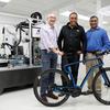 世界初!自転車を3Dプリンターで製造!