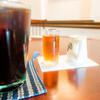 カフェで過ごす贅沢な時間は、幸せの一つ