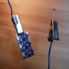 """電子工作用に手作りツールクリッパーを自作しました👚 第3の手""""サードハンド""""✋の誕生です。"""