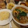 大手町【南国亭 大手町店】海鮮麺セット ¥750