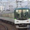 京阪、初詣洛楽を撮る。